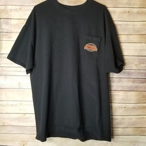 HARLEY DAVIDSON vehicle operations pocket tee